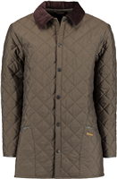 BARBOUR Steppjacke Annandale oliv