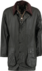 BARBOUR Wachsmantel Beaufort oliv