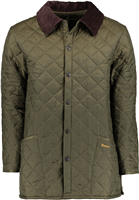 BARBOUR Steppjacke gruen Liddesdale Jacket