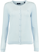 GANT Strickjacke Light Blue