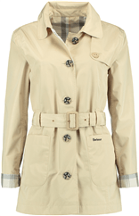 BARBOUR Wende Trenchcoat beige
