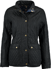 BARBOUR Steppjacke marine