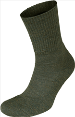 FALKE Walkie Light Socke oliv