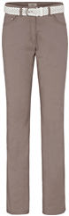 RAPHAELA BY BRAX Rosa Spot Jeans taupe