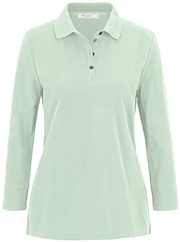MAERZ Polo-Piqué-Shirt mint