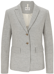 WHITE LABEL Blazer grau