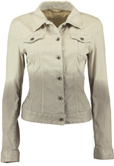 BRAX FEEL GOOD Jeansjacke beige